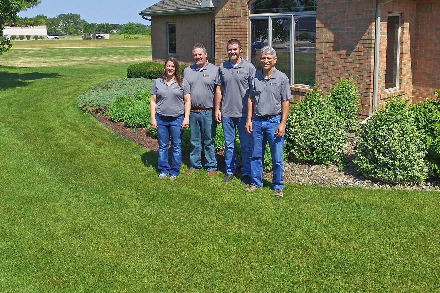 Northern Indiana and Southern Michigan commercial construction team.